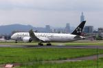 HLeeさんが、台北松山空港で撮影した全日空 787-9の航空フォト(写真)
