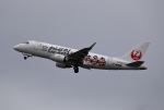 MOHICANさんが、福岡空港で撮影したジェイ・エア ERJ-170-100 (ERJ-170STD)の航空フォト(写真)