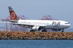 かみじょー。さんが、シドニー国際空港で撮影したフィジー・エアウェイズ A330-243の航空フォト(写真)