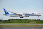 Tomo-Papaさんが、成田国際空港で撮影した全日空 787-10の航空フォト(写真)