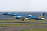 yabyanさんが、中部国際空港で撮影したベトナム航空 A350-941XWBの航空フォト(写真)