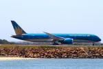 かみじょー。さんが、シドニー国際空港で撮影したベトナム航空 787-9の航空フォト(写真)