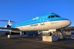 takaRJNSさんが、アムステルダム・スキポール国際空港で撮影したKLMシティホッパー 100の航空フォト(写真)