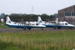 グリスさんが、龍ケ崎飛行場で撮影した新中央航空 228-212の航空フォト(写真)