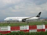 sinoharaizumiさんが、台北松山空港で撮影した全日空 787-9の航空フォト(写真)