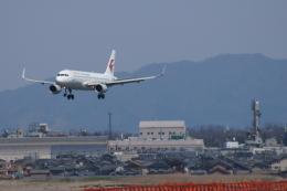 新潟空港 - Niigata Airport [KIJ/RJSN]で撮影された中国東方航空 - China Eastern Airlines [MU/CES]の航空機写真