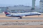 るかぬすさんが、小松空港で撮影したアイベックスエアラインズ CL-600-2C10 Regional Jet CRJ-702ERの航空フォト(写真)
