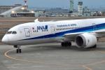 るかぬすさんが、小松空港で撮影した全日空 787-8 Dreamlinerの航空フォト(写真)