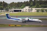 KAZFLYERさんが、成田国際空港で撮影したANAウイングス DHC-8-402Q Dash 8の航空フォト(写真)