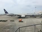 HYTRさんが、台湾桃園国際空港で撮影したKLMオランダ航空 777-306/ERの航空フォト(写真)