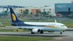 westtowerさんが、シンガポール・チャンギ国際空港で撮影したジェットエアウェイズ 737-8HXの航空フォト(写真)