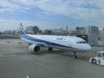 ヒロリンさんが、羽田空港で撮影した全日空 A321-272Nの航空フォト(写真)