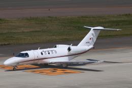 Wasawasa-isaoさんが、中部国際空港で撮影した国土交通省 航空局 525C Citation CJ4の航空フォト(飛行機 写真・画像)