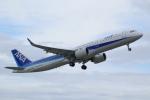 hideohさんが、高松空港で撮影した全日空 A321-272Nの航空フォト(写真)