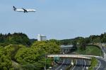 kina309さんが、成田国際空港で撮影した全日空 787-9の航空フォト(写真)