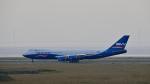 simokさんが、関西国際空港で撮影したシルクウェイ・ウェスト・エアラインズ 747-83QFの航空フォト(写真)