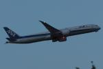 木人さんが、成田国際空港で撮影した全日空 787-10の航空フォト(写真)
