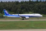 wingace752さんが、秋田空港で撮影した全日空 A321-272Nの航空フォト(写真)