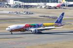 mocohide☆さんが、福岡空港で撮影した全日空 777-281/ERの航空フォト(写真)