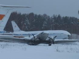 Smyth Newmanさんが、モニノ空軍博物館で撮影したソビエト空軍 Tu-104Aの航空フォト(飛行機 写真・画像)