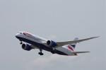 mild lifeさんが、関西国際空港で撮影したブリティッシュ・エアウェイズ 787-8 Dreamlinerの航空フォト(写真)