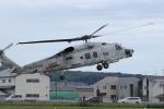 プラグマニアさんが、大村航空基地で撮影した海上自衛隊 SH-60Kの航空フォト(写真)