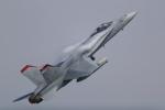 totsu19さんが、岩国空港で撮影したアメリカ海兵隊 F/A-18D Hornetの航空フォト(写真)