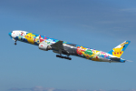 yabyanさんが、中部国際空港で撮影した全日空 777-381の航空フォト(写真)