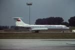 tassさんが、パリ シャルル・ド・ゴール国際空港で撮影したアエロフロート・ソビエト航空 Tu-134A-3の航空フォト(飛行機 写真・画像)