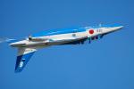 ちゃぽんさんが、岩国空港で撮影した航空自衛隊 T-4の航空フォト(写真)