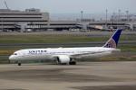 T.Sazenさんが、羽田空港で撮影したユナイテッド航空 787-9の航空フォト(飛行機 写真・画像)