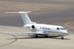yabyanさんが、中部国際空港で撮影したウェルズ・ファーゴ・バンク・ノースウェスト Hawker 4000の航空フォト(飛行機 写真・画像)