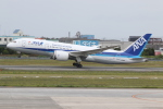 NIKEさんが、松山空港で撮影した全日空 787-8 Dreamlinerの航空フォト(写真)
