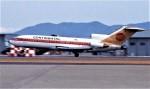 ハミングバードさんが、名古屋飛行場で撮影したコンチネンタル・ミクロネシア 727-100の航空フォト(写真)