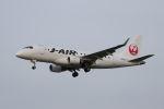 mocohide☆さんが、福岡空港で撮影したジェイ・エア ERJ-170-100 (ERJ-170STD)の航空フォト(写真)