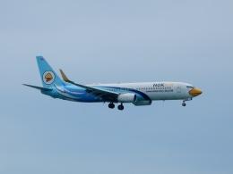 atiiさんが、プーケット国際空港で撮影したノックエア 737-86Jの航空フォト(飛行機 写真・画像)