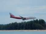 atiiさんが、プーケット国際空港で撮影したロシア航空 747-446の航空フォト(写真)