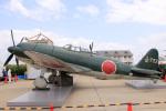 さかなやさんが、八景島シーパラダイスで撮影した日本海軍 Mitsubishiの航空フォト(写真)