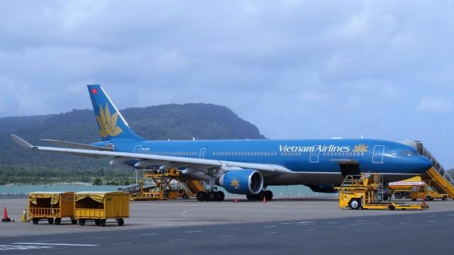 フーコック国際空港 - Phu Quoc International Airport [PQC/VVPQ]で撮影されたフーコック国際空港 - Phu Quoc International Airport [PQC/VVPQ]の航空機写真(フォト・画像)