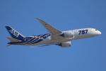 mogusaenさんが、成田国際空港で撮影した全日空 787-8 Dreamlinerの航空フォト(写真)