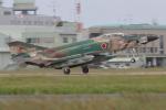 nobu_32さんが、茨城空港で撮影した航空自衛隊 RF-4E Phantom IIの航空フォト(写真)