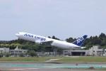 KAZFLYERさんが、成田国際空港で撮影した全日空 767-381/ER(BCF)の航空フォト(写真)