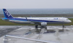 RINA-281さんが、大分空港で撮影した全日空 A321-272Nの航空フォト(写真)