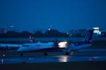 sorajiさんが、伊丹空港で撮影したANAウイングス DHC-8-402Q Dash 8の航空フォト(写真)