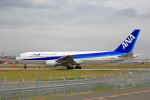 tsubameさんが、福岡空港で撮影した全日空 767-381の航空フォト(写真)