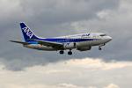 tsubameさんが、福岡空港で撮影したエアーニッポン 737-54Kの航空フォト(写真)