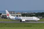 ぬま_FJHさんが、宮古空港で撮影した日本トランスオーシャン航空 737-8Q3の航空フォト(写真)