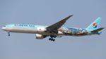やまちゃんさんが、仁川国際空港で撮影した大韓航空 777-3B5/ERの航空フォト(写真)
