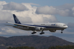 endress voyageさんが、岡山空港で撮影した全日空 777-281/ERの航空フォト(写真)