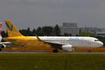 こだしさんが、成田国際空港で撮影したバニラエア A320-214の航空フォト(写真)